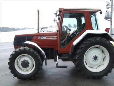 Tractor Fiat Winner F 100 - BISO Schrattenecker - Foto 2