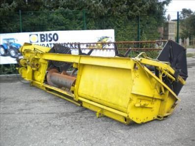 Combine harvester New Holland Schneidwerk - BISO Schrattenecker - Foto 2