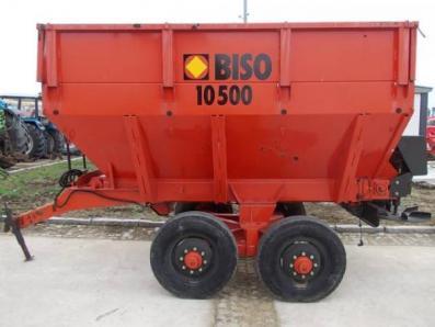 Fertiliser spreader Biso 10500 - BISO Schrattenecker - Foto 2