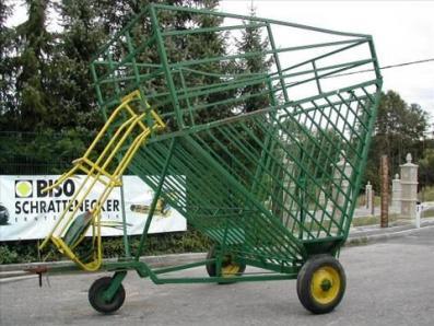 Trailer Ballenwagen Ballenwagen - BISO Schrattenecker - Foto 1
