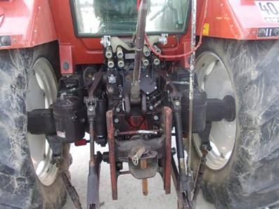 Tractor Fiat Fiatagri F110 - BISO Schrattenecker - Foto 4
