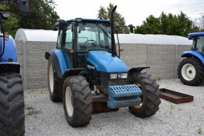 Tractor New Holland 7635 - BISO Schrattenecker - Foto 16