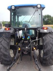 Tractor New Holland TN-D 95 A - BISO Schrattenecker - Foto 4
