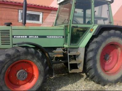 Tractor Fendt 311 - BISO Schrattenecker - Foto 1