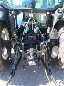 Tractor New Holland T 4020 DeLuxe - BISO Schrattenecker - Foto 3