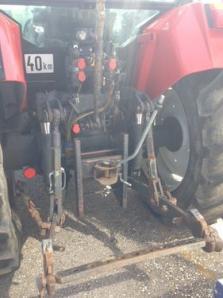 Tractor Steyr 9094 mit Hauer Frontlader - BISO Schrattenecker - Foto 3