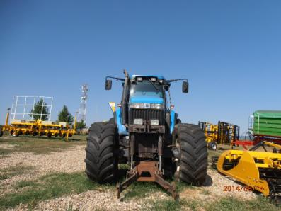 Tractor New Holland 8670 - BISO Schrattenecker - Foto 4