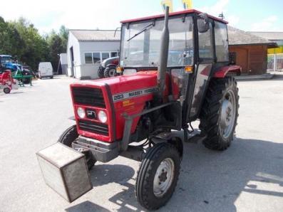 Tractor Massey Ferguson 253-2 - BISO Schrattenecker - Foto 1