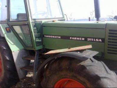 Tractor Fendt 311 - BISO Schrattenecker - Foto 3