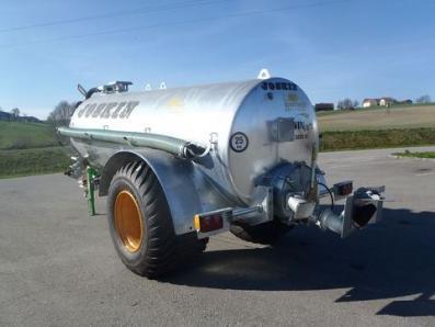 Slurry tankers Joskin ALPINA 2 8300S - BISO Schrattenecker - Foto 4