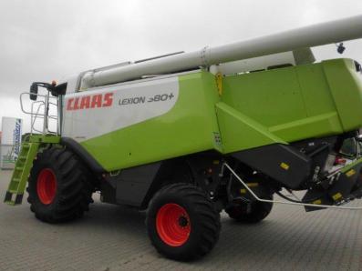 Combine harvester CLAAS Lexion 580, used, Emsbueren - Foto 2