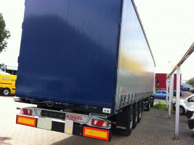 Kögel Cargo Semi Trailers, 28.260 kg - Foto 4