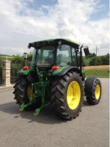 Tractor John Deere 5090 - BISO Schrattenecker - Foto 4
