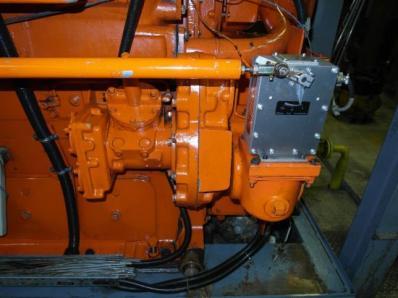 Gas cogeneration sys CHP Engine: Waukesha L7042G / Leroy Somer LS AK50 VL10 6P - Foto 18
