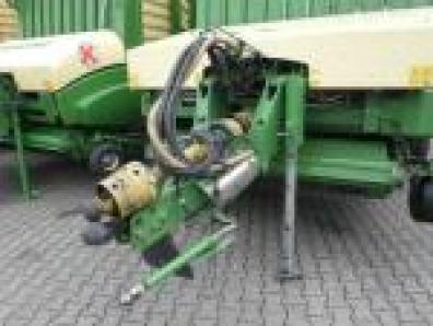 Forage transport wagon Krone ZX 450 GD, 2009 used, Emsbueren  - Foto 8