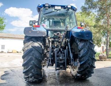 Tractor New Holland TM190 - BISO Schrattenecker - Foto 4