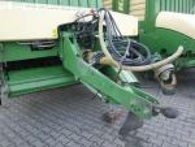 Dual purpose loading wagons Krone ZX 450 GD, used, Emsbueren - Foto 4