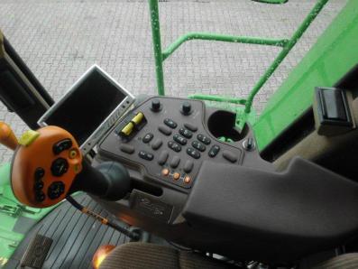 Combine harvester John Deere 9780i CTS, used, Emsbueren - Foto 6