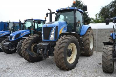 Tractor New Holland TG285 - BISO Schrattenecker - Foto 1