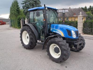 Tractor New Holland TN-D 95 A - BISO Schrattenecker - Foto 2