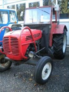 Tractor Steyr 288 - BISO Schrattenecker - Foto 1