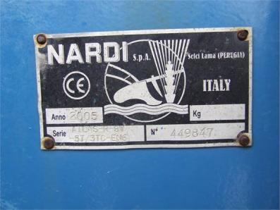 Reversible plows Nardi Atlas - BISO Schrattenecker - Foto 3