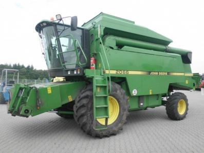 Combine harvester John Deere 2066 HM, used, Emsbueren - Foto 3