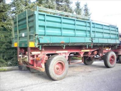 Tractor trailer tipper Meierling, 4773 Eggerding, Austria - Foto 2