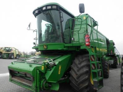 Combine harvester John Deere 9680 WTS, used, Emsbueren - Foto 2