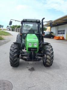 Tractor Deutz-Fahr Agroplus 70 - BISO Schrattenecker - Foto 4