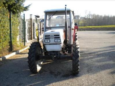 Tractor Steyr 8075 - BISO Schrattenecker - Foto 1