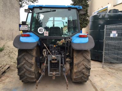 Tractor New Holland 7635 - BISO Schrattenecker - Foto 19