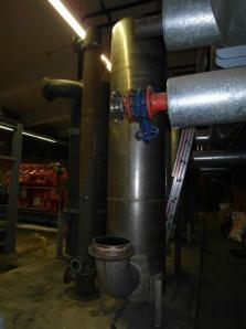 CHP Gas cogeneration sys-m, Engine: Waukesha L7042G, Leroy Somer LS AK50 VL10 6P - Foto 20
