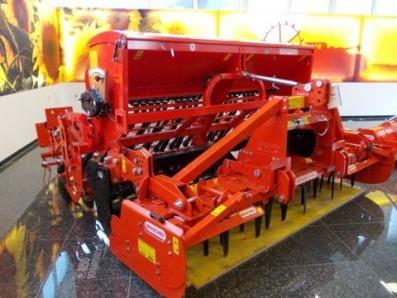 Seeding machines Gaspardo DAMA 300 DMR Kreiselegge mit Drillmaschine - BISO  - Foto 5