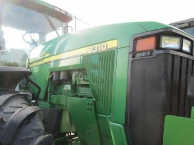 Tractor John Deere 8310 - acrar 12
