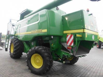 Combine harvester John Deere 9780i CTS, used, Emsbueren - Foto 3