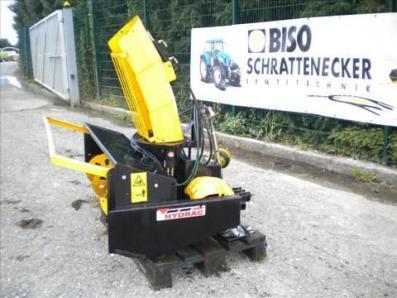 Road and snow machines Hydrac 150 Schneefräse - BISO Schrattenecker - Foto 2