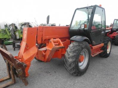 Telescopic handlers Manitou 1233 S, used, built in 2002, Emsbueren - Foto 1