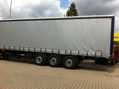 Kögel Cargo Semi Trailers, 28.260 kg - Foto 5