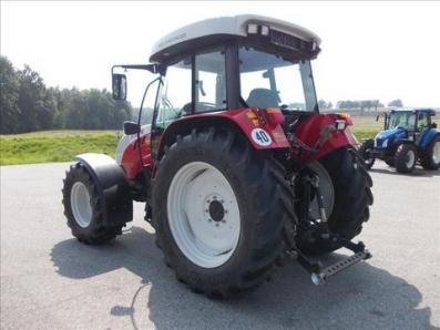 Tractor Steyr 9105 MT Komfort - BISO Schrattenecker - Foto 4