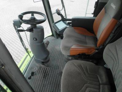 Combine harvester CLAAS Lexion 550, used, Emsbueren - Foto 6