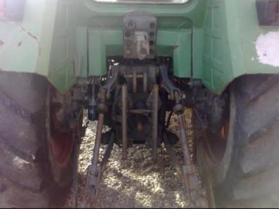 Tractor Fendt 311 - BISO Schrattenecker - Foto 2