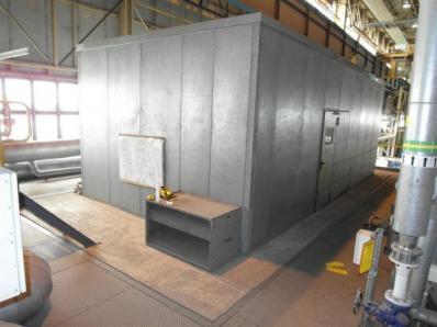 Used Condensing steam turbine Siemens AFA 6 Da / Leroy Somer LSA 56 BL7-4P, 1997 - Foto 18