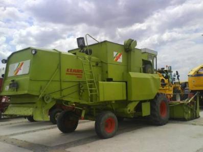 Harvester Claas 105 - BISO Schrattenecker - Foto 4