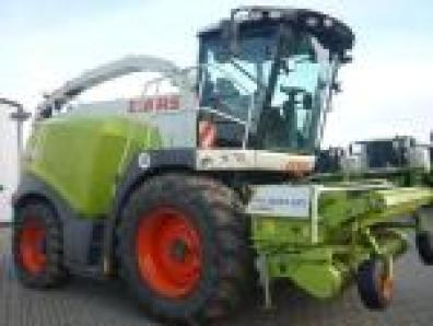 Self-propelled forage harvester CLAAS Jaguar 940, used, 2007, Emsbueren - Foto 6