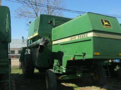 Harvester John Deere 1174 S II - BISO Schrattenecker - Foto 9