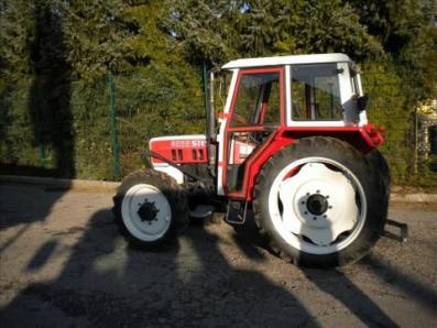 Tractor Steyr 8055 - BISO Schrattenecker - Foto 2