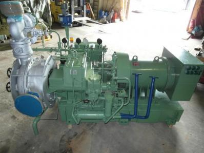 Used Steam turbine Nadrowski C5S - G4 Curtisrad - Foto 7