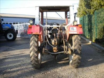 Tractor Steyr 8075 - BISO Schrattenecker - Foto 3