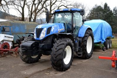 Tractor New Holland T7.260 - BISO Schrattenecker - Foto 6